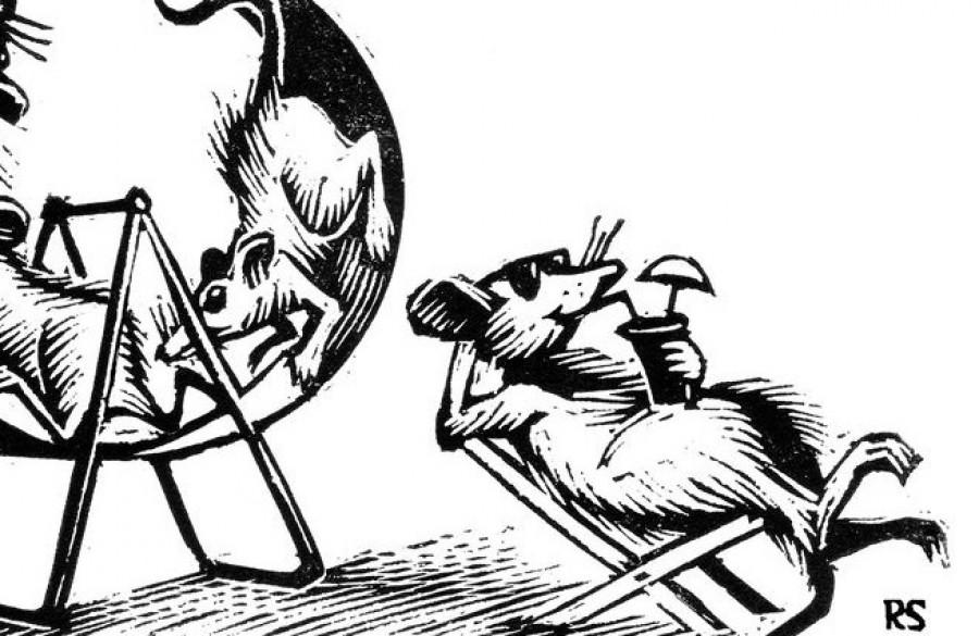 Wyścig szczurów