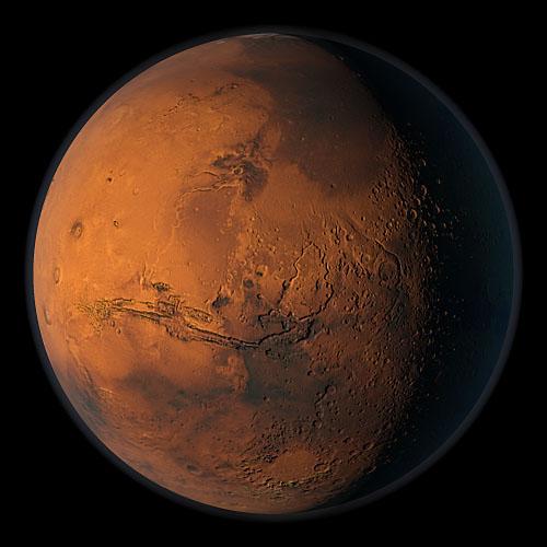 Marsjańska wojna atomowa