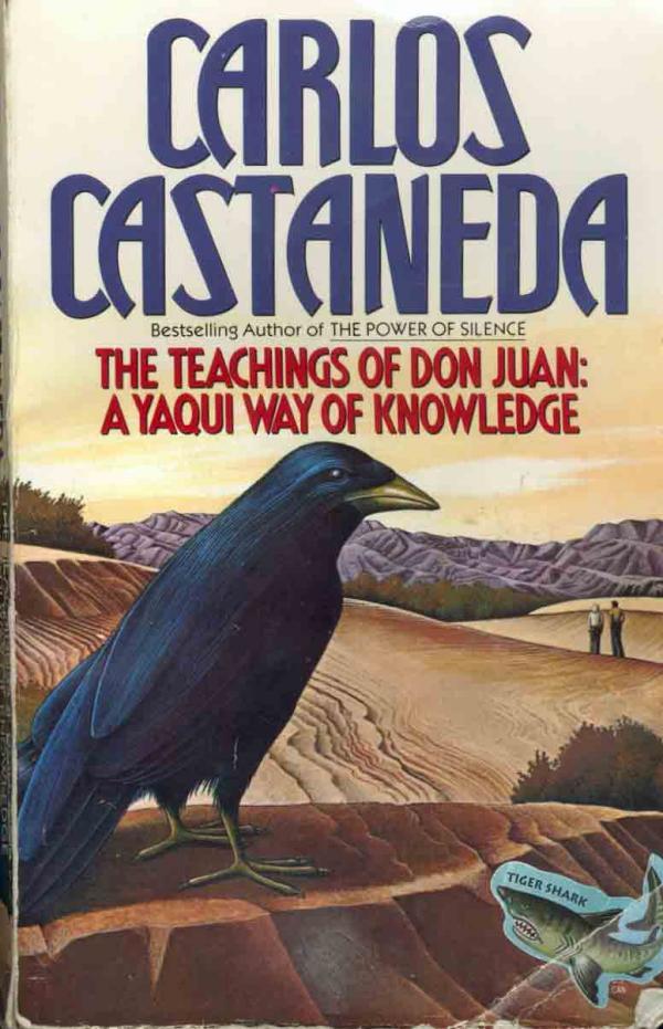 "Carlos Castaneda ""Don Juan"""